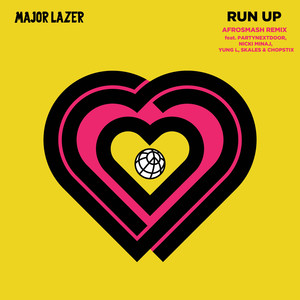 Run Up (feat. PARTYNEXTDOOR, Nicki Minaj, Yung L, Skales & Chopstix) [Afrosmash Remix]