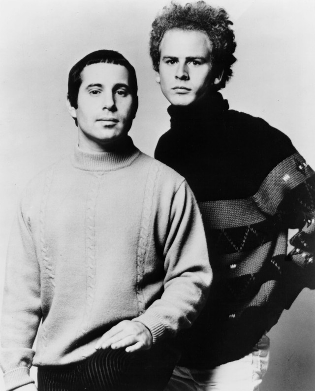 Photo Simon & Garfunkel