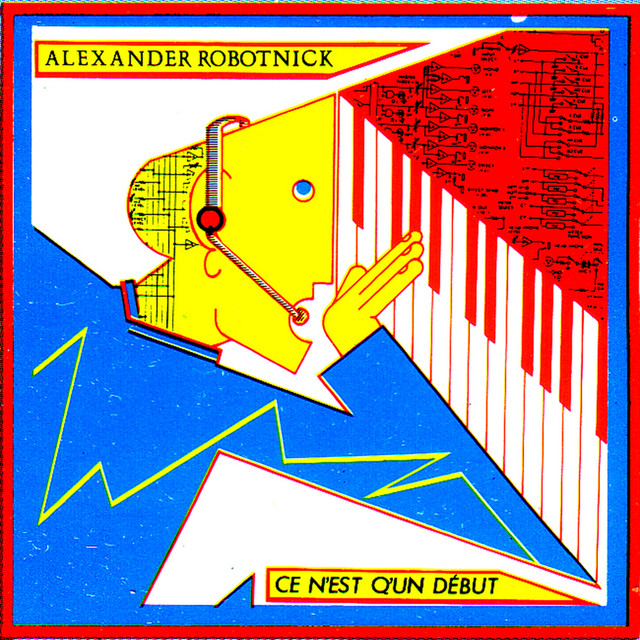 Alexander Robotnick tickets and 2018 tour dates