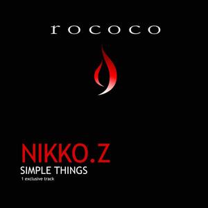 Nikko.Z Simple Things cover