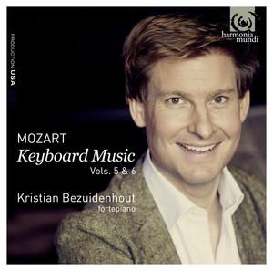 Mozart: Keyboard Music Vols.5 & 6 Albumcover
