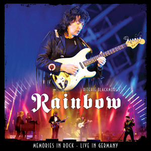 Ritchie Blackmore's Rainbow, Martin Pullan Mistreated - Live At Stuttgart cover