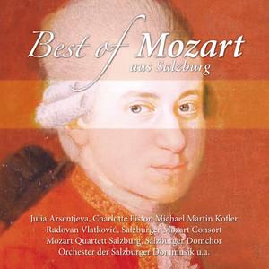 Best of Mozart aus Salzburg Albümü