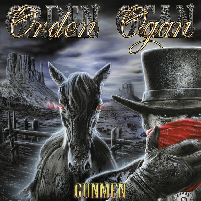 Album cover for Gunmen by Orden Ogan