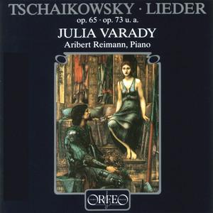Tchaikovsky: Vocal Works Albümü