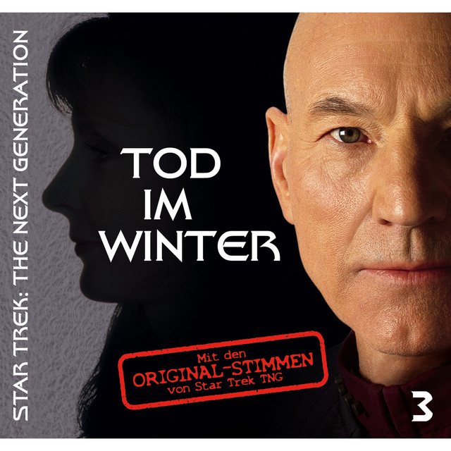Tod im Winter, Episode 3 Cover