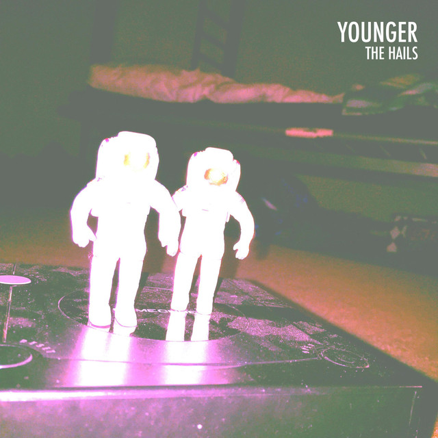 The Hails - Younger image cover