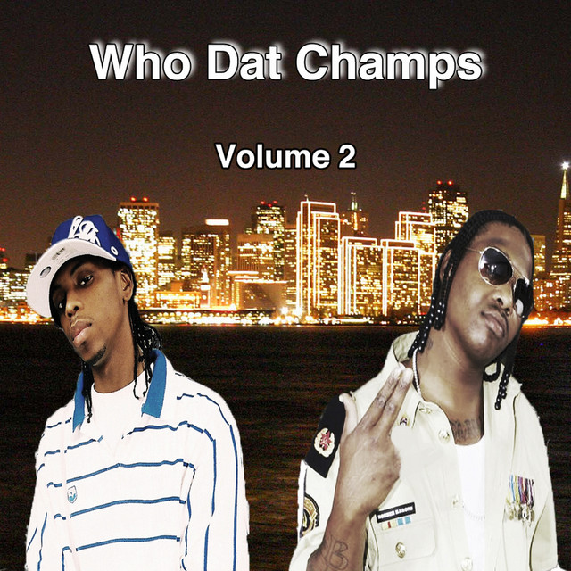 Chopper City Boyz Who Dat Champs Vol. 2 album cover