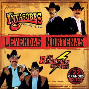 """Leyendas Norteñas """"22 Grandes Exitos"""" album"""