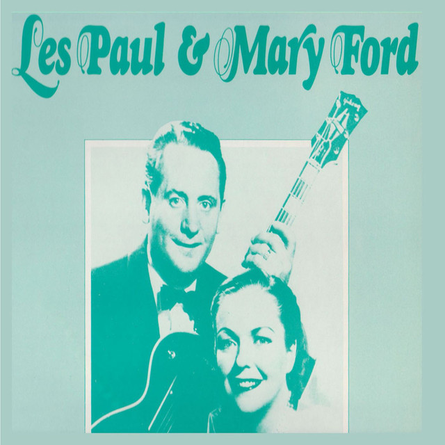 Les Paul & Mary Ford Hits of Les and Mary album cover