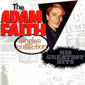 Adam Faith Singles Collection: His Greatest Hits album