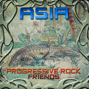 Progressive Rock Friends album