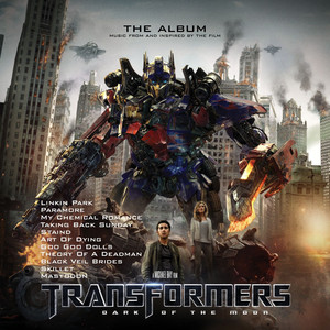 Transformers: Dark of the Moon - The Album Albümü