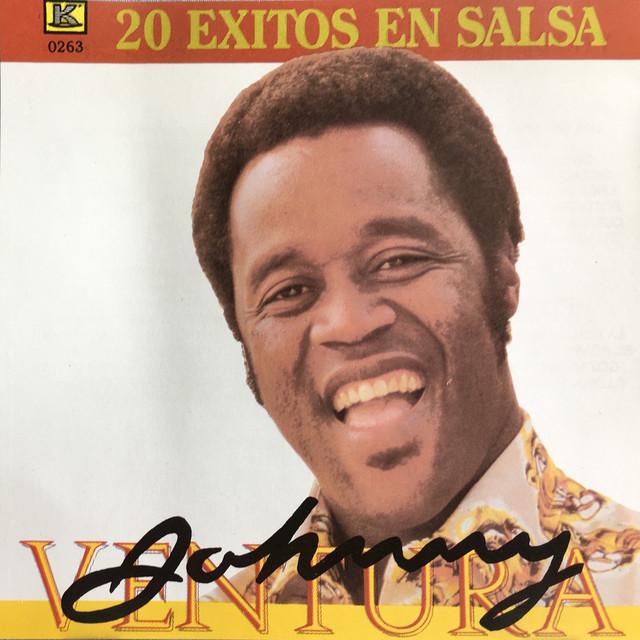 20 Exitos en Salsa de Johnny Ventura