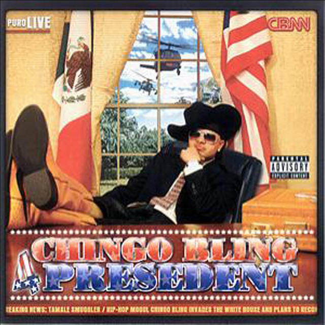 Chingo Bling for President