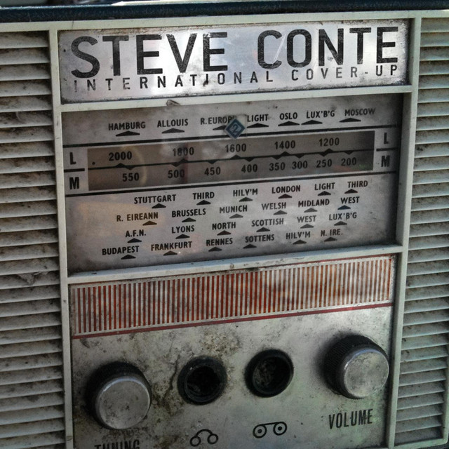 Steve Conte tickets and 2018 tour dates