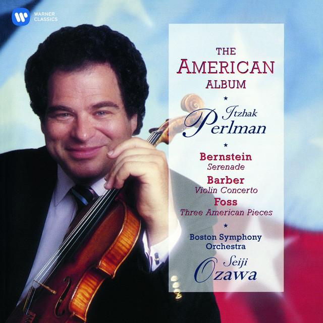 The American Album Albumcover