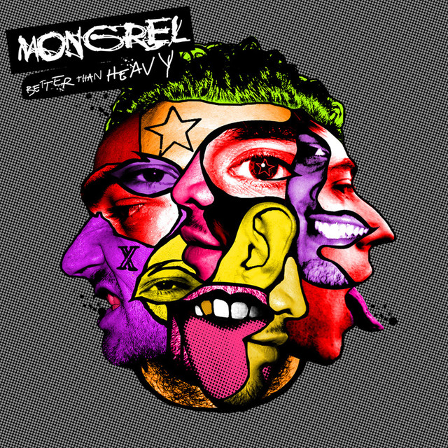 Mongrel Better Than Heavy/ Better Than Dub album cover