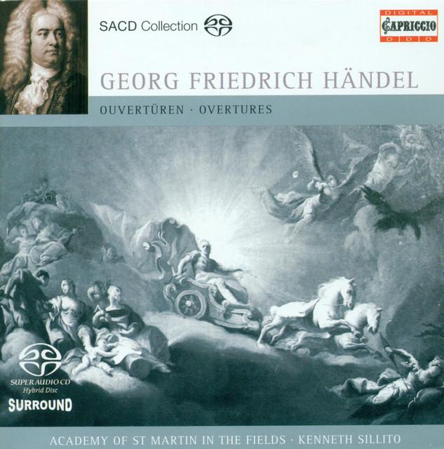 Handel, G.F.: Overtures - Hwv 5, 6, 34, 33, 38, 67
