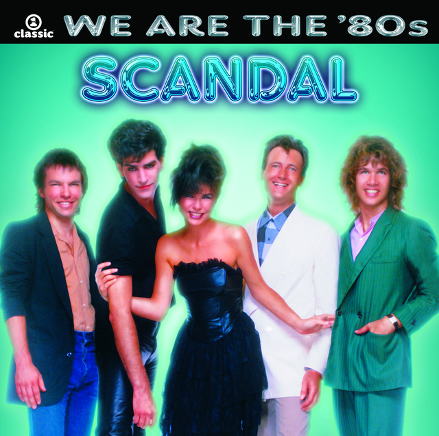Scandal We Are the '80s album cover