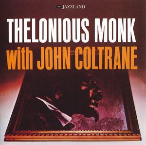Thelonious Monk with John Coltrane album