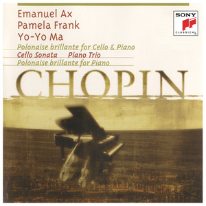 Chopin: Chamber Music (Remastered) Albumcover