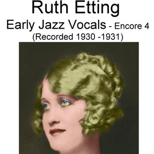 Ruth Etting A Cottage for Sale cover