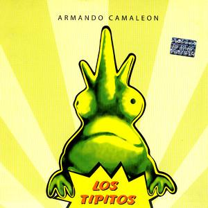 Armando Camaleon Albumcover