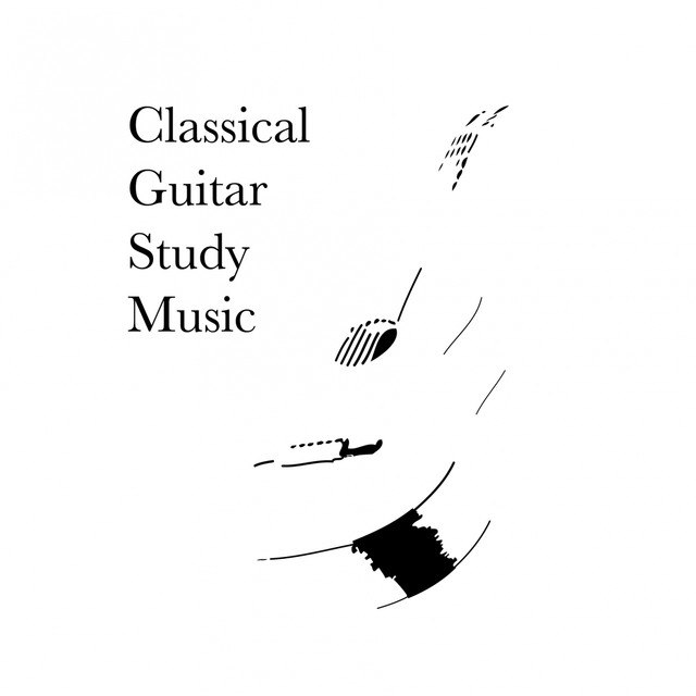 Classical Guitar Study Music Albumcover