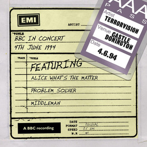 BBC In Concert [4th June 1994] album