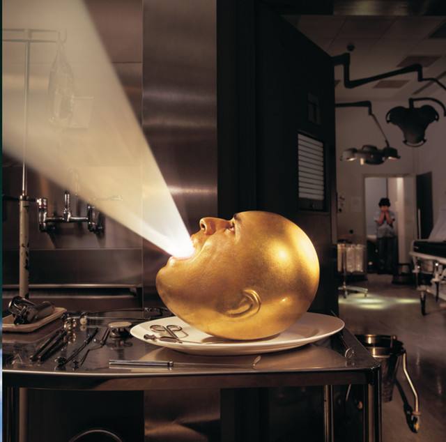 Album cover for Deloused in the Comatorium by The Mars Volta