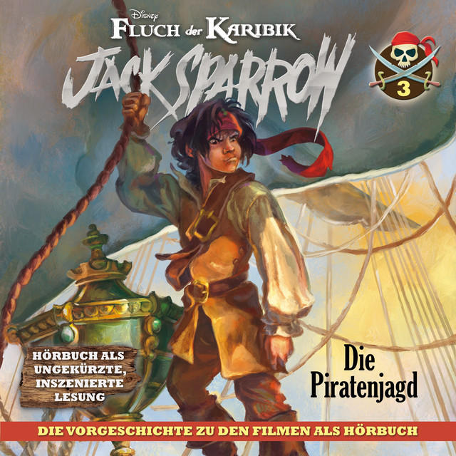 Vol. 3! Die Piratenjagd Cover
