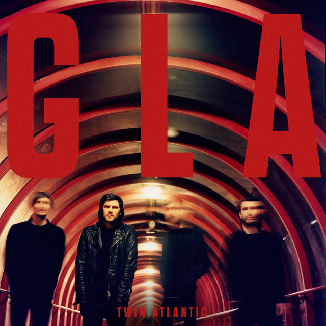 Album cover for GLA by Twin Atlantic