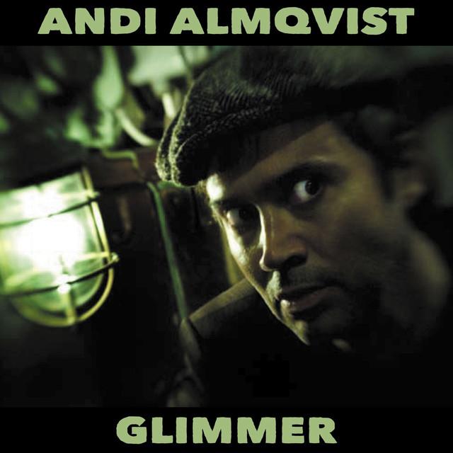 Skivomslag för Andi Almqvist: Glimmer