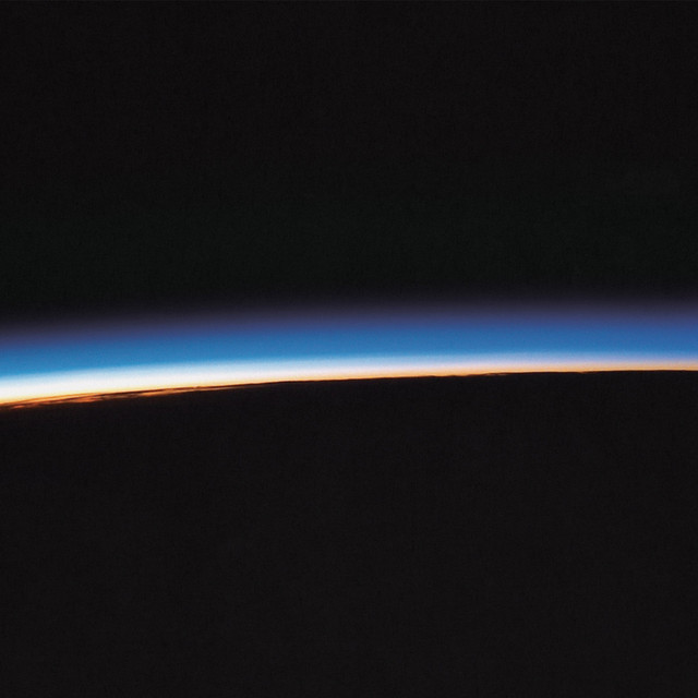 Album cover for Curve Of The Earth by Mystery Jets