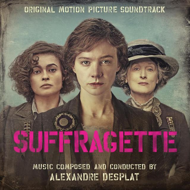 Suffragette (Original Motion Picture Soundtrack) Albumcover