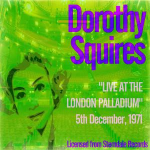 """Live At The London Palladium"" 5th December, 1971 album"