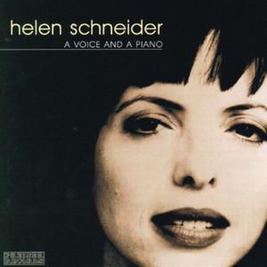Helen Schneider - A Voice and a Piano album