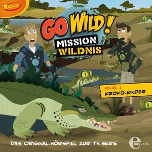 Folge 1: Kroko-Kinder (Das Original-Hörspiel zur TV-Serie)