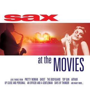 Sax At The Movies album