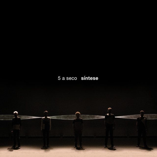 Album cover for Síntese by 5 a Seco