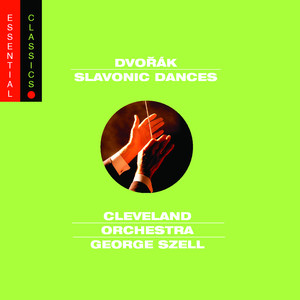 Dvorák: Slavonic Dances, Op. 46 & 72 Albumcover