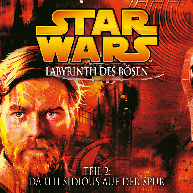 Labyrinth des Bösen - Teil 2: Darth Sidious auf der Spur Cover