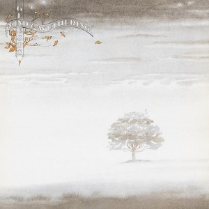 Wind And Wuthering Albumcover