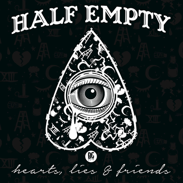 Hearts, Lies, & Friends - EP