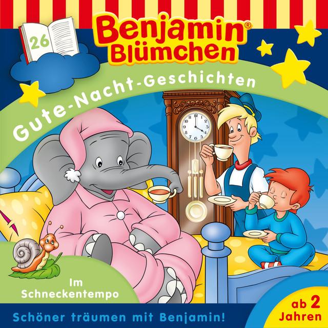 Gute Nacht Geschichten - Folge 26: Im Schneckentempo Cover
