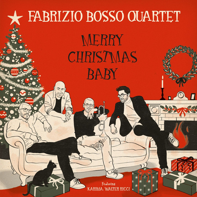 merry christmas baby by fabrizio bosso quartet on spotify