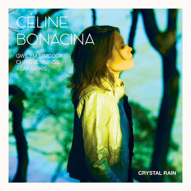 Céline Bonacina Crystal Quartet
