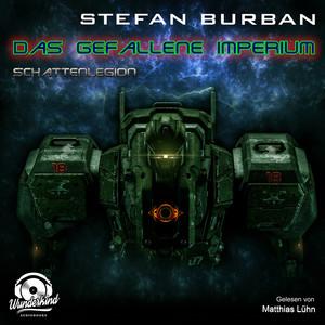Schattenlegion - Das gefallene Imperium, Band 4 (ungekürzt) Audiobook