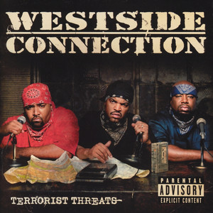 Westside Connection Gangsta Nation cover